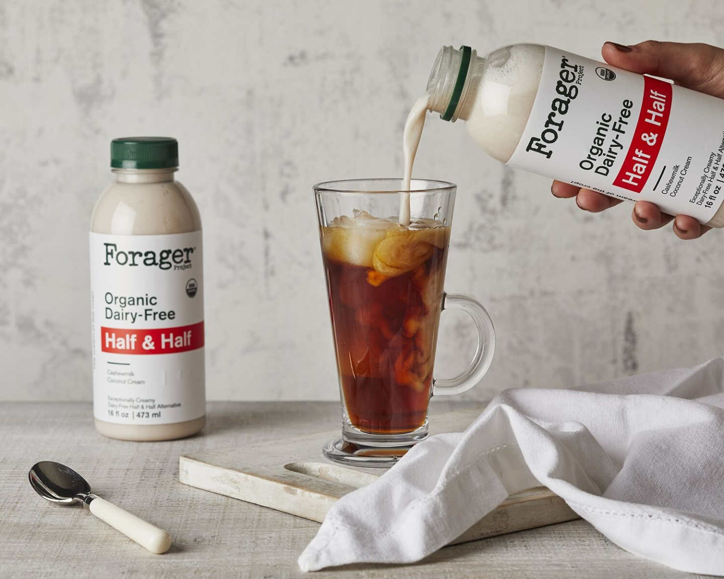 Forager Project dairy free half and half